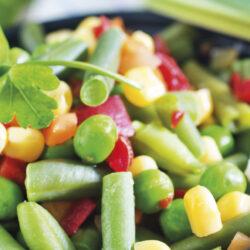 Vegetales y ensaladas